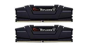 Kit Mémoire RAM G.Skill Ripjaws V - 32 Go (2 x 16 Go), DDR4, 4400 MHz, CL19 (F4-4400C19D-32GVK)