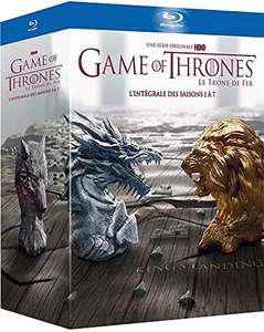 Blu-Ray Game of Thrones (Le Trône de Fer) - Saisons 1 à 7