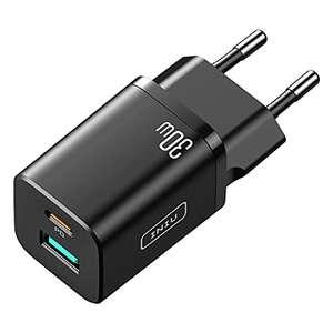 Mini Chargeur USB INUI PD 3.0 - 30W, USB C & A (Vendeur Tiers)
