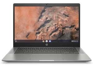 "PC Portable 14"" HP Chromebook 14b-na0004nf - Ryzen 5 3500C, 128 Go SSD, 8 Go de RAM"