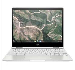 """PC Portable 12"""" HP Chromebook x360 12b-ca0000sf - Intel Celeron, 4 Go de RAM, 32 Go de stockage"""