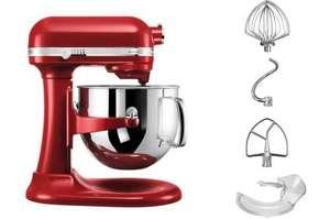 [Adhérents] Robot pâtissier KitchenAid Artisan 5KSM7580XEER - 500W, Rouge (Frontaliers Belgique)