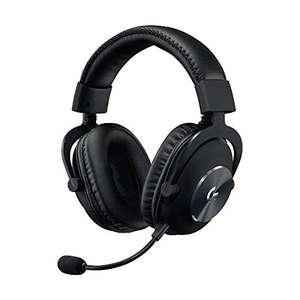 Casque Logitech G Pro X - DTS Headphone:X 7.1, transducteurs PRO-G 50mm, son Surround 7.1, noir (Occasion - Très bon)