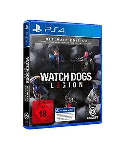 Jeu Watch Dogs Legion : Ultimate Edition sur PS4 ou Xbox