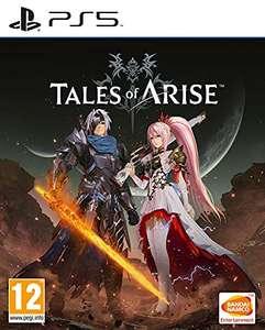 [Précommande] Tales of Arise sur PS5