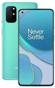 """Smartphone 6.55"""" OnePlus 8T 5G - Full HD+ 120 Hz, Snapdragon 865, 8 Go de RAM, 128 Go, Charge 65W, Vert"""