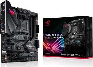 Carte mère Asus ROG Strix B450-F Gaming II - ATX, AM4