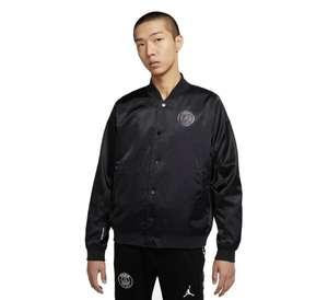Coach Jacket PSG Jordan Fourth 20/21 - Noir (plusieurs tailles)