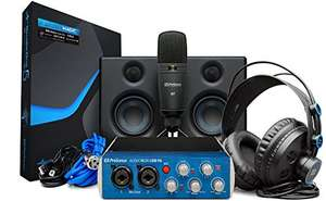 Kit Interface audio PreSonus AudioBox 96 Studio Ultimate