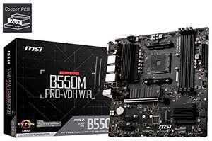 Carte mère MSI B550m Pro-VDH WiFi / BT (Vendeur Tiers)