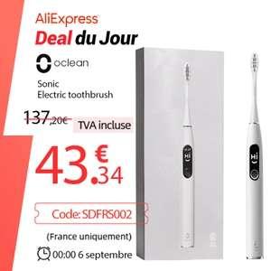 Brosse à dents électrique Oclean X Pro Elite (entrepôt PL)