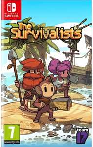 The Survivalists sur Switch