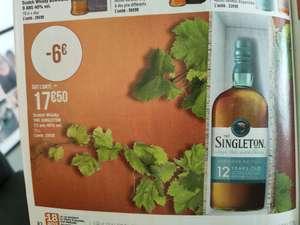 1 Bouteille de Whisky The Singleton 12 ans