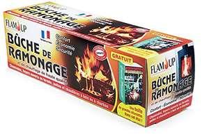 Bûche de ramonage Flam'up