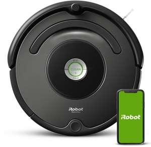 Aspirateur robot connecté iRobot Roomba 676