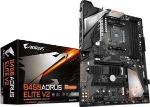 Carte-mère GigaByte B450 Aorus Elite V2