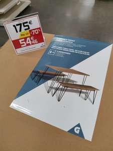 [VIP] Ensemble table + 2 bancs - Laval (53)