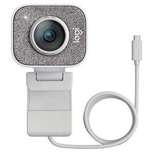 Webcam Logitech StreamCam - 1080p, 60 FPS, Blanc (Occasion - Comme neuf)