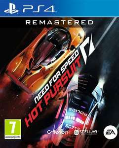 Need for Speed : Hot Pursuit Remastered sur PS4