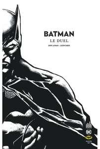 [Batman Day] 2 albums Batman Urban Comics achetés = 1 album comics collector Batman: Le Duel (noir & blanc) offert - excalibur-comics.fr