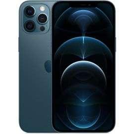 "Smartphone 6.7"" Apple iPhone 12 Pro Max - 128 Go, Bleu (+ 32.94€ en Rakuten Points)"