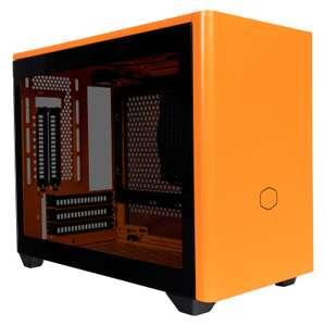Boitier PC Cooler Master MasterBox NR200P - Orange