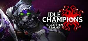 Pack Champions de Renom du Gardien pour Idle Champions of the Forgotten Realms offert sur PC (Dématérialisé)