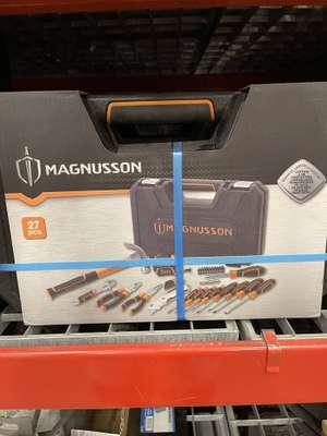 Mallette d'outils Magnusson (27 pièces) - Beaurains (62)