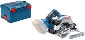 Scie circulaire sans fil Bosch Professional 18V GKS 18V-57 G - 165mm, L-Boxx, Sans batterie