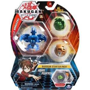 Starter Pack figurine Bakugan
