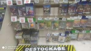 Sélection de Jeux PS4 et Xbox One en Promotion - Leers (59)