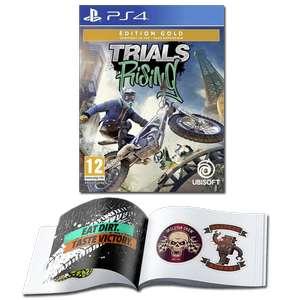 Trials Rising Édition Gold sur PS4