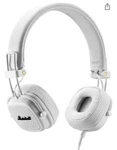 Casque audio filaire Marshall Major III - blanc