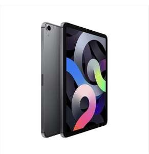 """Tablette 10.9"""" Apple iPad Air (2020) - Wi-Fi + Cellular, 256 Go, Gris sidéral"""