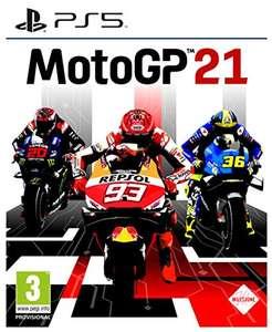 MotoGP 21 sur PS5