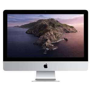 "Ordinateur tout-en-un 21.5"" Apple iMac - écran Retina 4K UHD, i5-8500, Radeon Pro 560X (4 Go), 8 Go RAM, 256 Go SSD (frontaliers Belgique)"