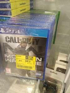 Call of Duty Modern Warfare sur PS4 - Boulogne Billancourt (92)