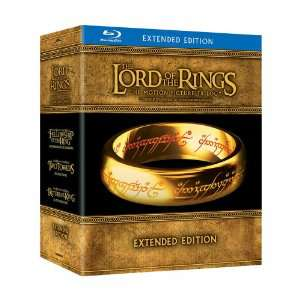 Coffret Blu-ray Le Seigneur des anneaux Version Longue
