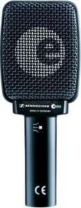 Microphone dynamique pour instrument Sennheiser E 906