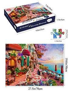Puzzle Huadada Morning Blossom - 1000 pièces (vendeur tiers)