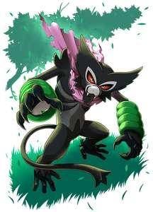 Célébi Chromatique et Papa Zarude offerts pour Pokémon Épée et Bouclier (Dématérialisé)