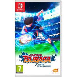 Captain Tsubasa: Rise Of New Champions sur Nintendo Switch