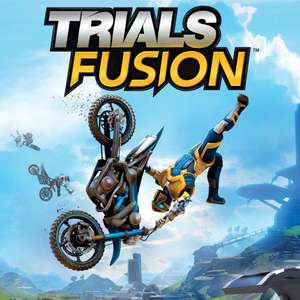 Trials Fusion Gratuit sur PC (Dématérialisé - Store Japon, via mobile)