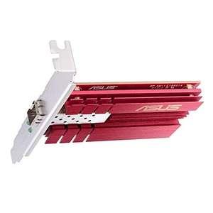 Adaptateur réseau Asus XG-C100F 10G PCIe, port SPF+ (fibre optique et DAC)
