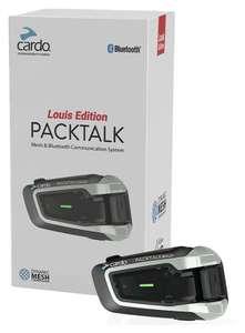 Kit mains-libres pour motards Cardo Packtalk Louis Édition - Bluetooth / DMC Mesh