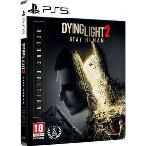 [Pré-commande] Dying Light 2 Édition Deluxe PS5 / PS4 (via Code, +10€ cagnotté pour les CDAV)