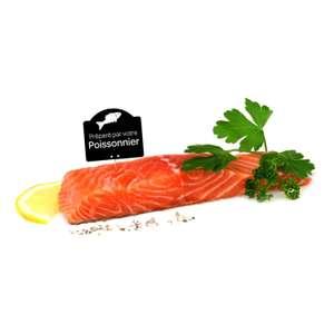 Pavé de saumon ASC Atlantique Centre-Ouest - La pièce