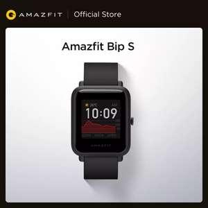 """Montre connectée Xiaomi Amazfit Bip S - Ecran 1.28"""", Batterie 200 mAh / Autonomie 40 jours, GPS, 5ATM (Entrepôt Espagne)"""