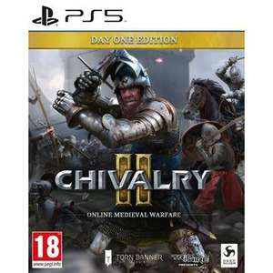 Jeu Chivalry 2 - Day One Edition sur PS5