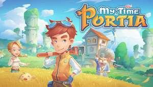 Jeu My time at Portia sur PC (Dématérialisé - Steam)